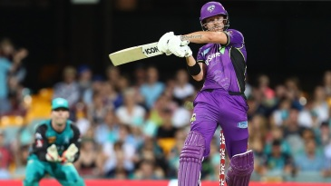 D'Arcy Short blasted the highest individual score in BBL history