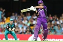 D'Arcy Short blasted the highest individual score in BBL history, Brisbane Heat v Hobart Hurricanes, Big Bash League 2017-18, Brisbane, January 10, 2018