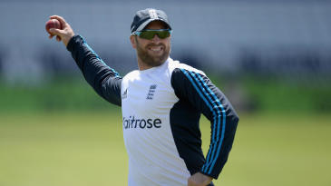 Matt Prior has criticised standards in county cricket