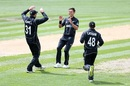 Trent Boult's early strikes set the template for Pakistan's listless collapse, New Zealand v Pakistan, 3rd ODI, Dunedin, January 13, 2018