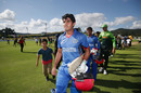 Darwish Rasooli made an unbeaten 76, Afghanistan v Pakistan, Under-19 World Cup, Whangarei, January 13, 2018