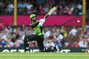 James Vince started his innings with a flurry of boundaries, Sydney Thunder v Sydney Sixers, BBL 2017-18, Sydney, January 13, 2018