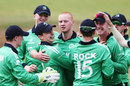 Aaron Cawley picked two early wickets, Ireland v Sri Lanka, Group D, U-19 World Cup, Whangarei, January 14, 2018