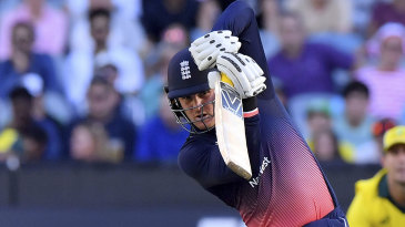 Jason Roy progressed after reaching a 32-ball fifty