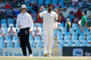 Ravichandran Ashwin picked four wickets in the first innings, South Africa v India, 2nd Test, Centurion, 2nd day, January 14, 2018