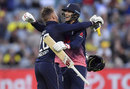 Joe Root and Jason Roy put on a double-century stand, Australia v England, 1st ODI, Melbourne, January 14, 2018