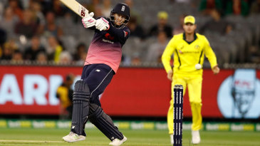 Joe Root was unbeaten on 91 as he saw the chase home