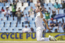 Morne Morkel celebrates the wicket of Lokesh Rahul, South Africa v India, 2nd Test, Centurion, 2nd day, January 14, 2018