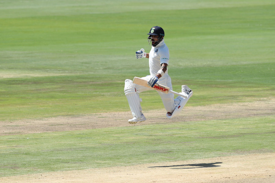 South Africa hit their straps on subcontinental-style pitch