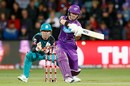 D'Arcy Short struck another fifty, Hobart Hurricanes v Brisbane Heat, Big Bash League 2017-18, Hobart, January 15, 2018