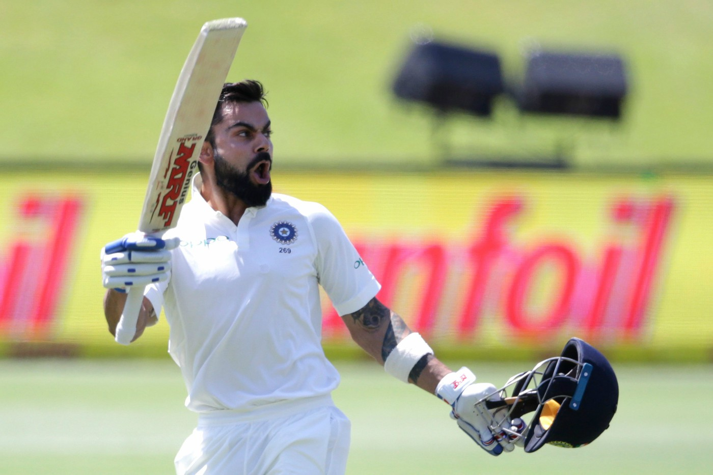 India vs South Africa 2nd Test Day 3 Highlights