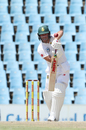 AB de Villiers brings out a copybook defence shot, South Africa v India, 2nd Test, Centurion, 3rd day, January 15, 2018