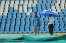 Rain brings play to a halt on third day, South Africa v India, 2nd Test, Centurion, 3rd day, January 15, 2018