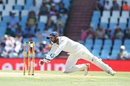 Parthiv Patel gathers a ball, South Africa v India, 2nd Test, Centurion, 2nd day, January 14, 2018