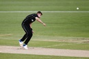 Tim Southee pushed Pakistan back with early strikes, New Zealand v Pakistan, 4th ODI, Hamilton, January 16, 2018