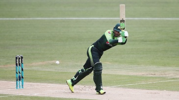Fakhar Zaman puts his wrists to good use