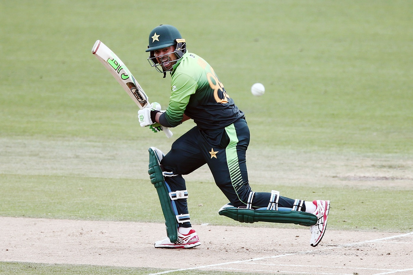 Haris Sohail returns home early from Zimbabwe due to daughter's illness