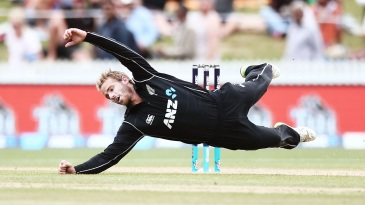 Kane Williamson was excellent with the ball and in the field