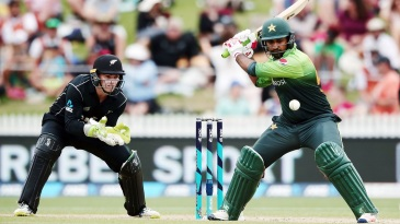 Sarfraz Ahmed shapes up for a big hit