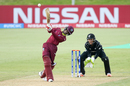 Alick Athanaze launches one, New Zealand v West Indies, Under-19 World Cup 2018, Tauranga, January 13, 2018