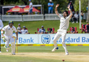 Ishant Sharma unsuccessfully appeals for the wicket of Dean Elgar, South Africa v India, 2nd Test, Centurion, 4th day, January 16, 2018