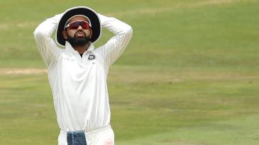 Virat Kohli's reactions said a lot