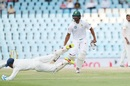 Vernon Philander complete a tight run, South Africa v India, 2nd Test, Centurion, 4th day, January 16, 2018