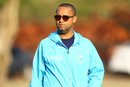 Robin Peterson joined the South Africa Under-19 coaching staff in 2017 as a technical consultant, Mount Maunganui, January 16, 2018