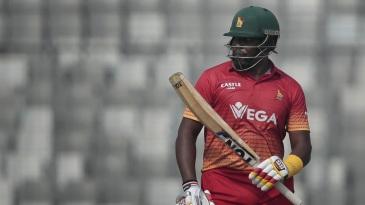 Hamilton Masakadza acknowledges his half-century