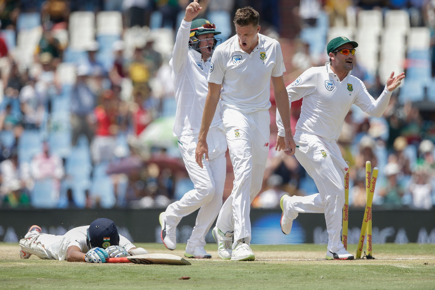 India vs South Africa 2nd Test Day 5 Highlights