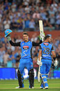 Alex Carey and Jake Weatherald put up a 171-run first-wicket partnership, Adelaide Strikers v Hobart Hurricanes, BBL 2017-18, Adelaide, January 17, 2018