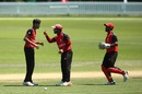 Arslan Khan and Aran Pathmanabhan played vital hands, Canada v Namibia, Under-19 World Cup, Group C, Lincoln, January 18. 2017