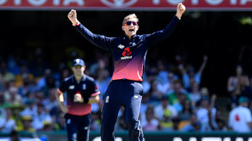 Joe Root removed Steven Smith in his first over