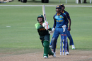 Muhammad Musa hit the winning runs for Pakistan Under-19s, Pakistan v Sri Lanka, Under-19 World Cup 2018, Whangarei, January 19, 2018