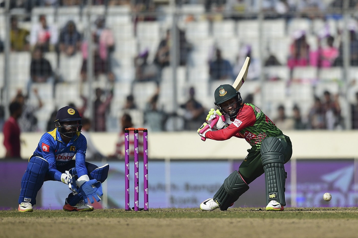 Sri Lanka vs Bangladesh 3rd ODI Highlights