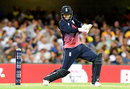 Joe Root guided the chase as wickets fell, Australia v England, 2nd ODI, Brisbane, January 19, 2018