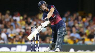 Jos Buttler's 32-ball 42 took England towards their target
