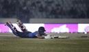 Dinesh Chandimal was run out for 28, Bangladesh v Sri Lanka, Tri-nation series, Dhaka, January 19, 2018