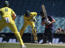 Jonny Bairstow was bowled by Adam Zampa's googly, Australia v England, 3rd ODI, Sydney, January 21, 2018