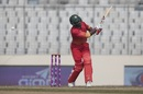 Solomon Mire made a slow but steady start, Sri Lanka v Zimbabwe, tri-series, Mirpur, January 21, 2018