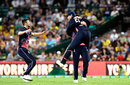 England celebrate Jos Buttler's catch to remove Steven Smith, Australia v England, 3rd ODI, Sydney, January 21, 2018