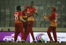Blessing Muzarabani's strikes brought Zimbabwe roaring back, Sri Lanka v Zimbabwe, tri-series, Mirpur, January 21, 2018