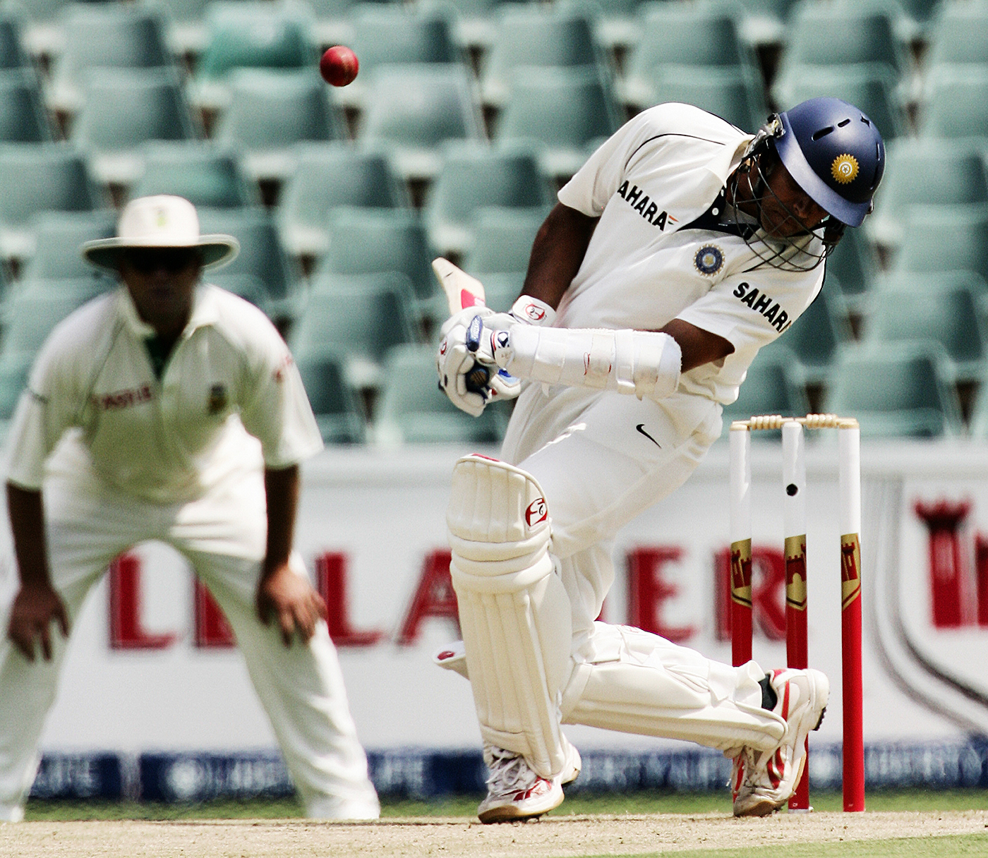 In a low-scoring Test, doughty contributions, like Rahul Dravid 32, made a big difference