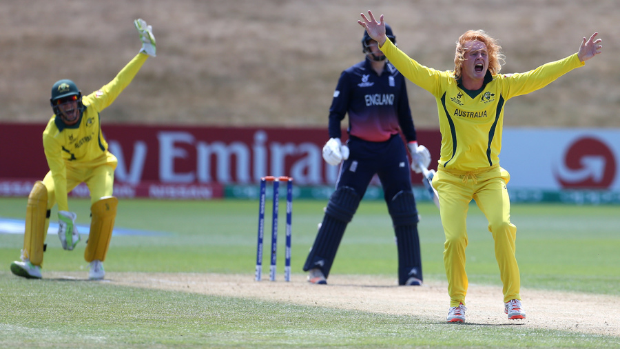 ICC U-19 World Cup: Lloyd Pope's Eight-For Fires Australia To Thrilling Win Over England 6