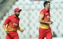 Graeme Cremer finished with four wickets, Bangladesh v Zimbabwe, Tri-nation series, Mirpur, January 23, 2018