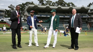 To toss or not to toss? Faf du Plessis is not a fan of the system