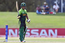 Ali Zaryab Asif scored another half-century, Pakistan v South Africa, Under-19 World Cup, quarter-final, Christchurch, January 24, 2018
