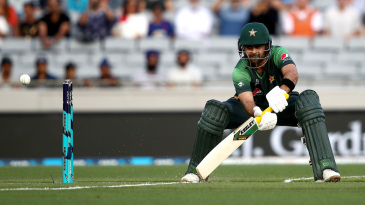 Ahmed Shehzad cuts