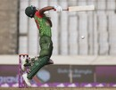 Abul Hasan was peppered with short balls, Bangladesh v Sri Lanka, tri-series, Dhaka, January 25, 2018