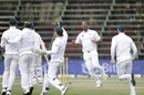 Vernon Philander dismissed Parthiv Patel for 16 runs, South Africa v India, 3rd Test, Johannesburg, 2nd day, January 25, 2018